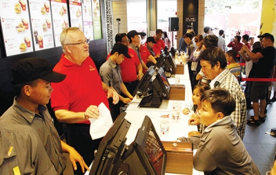 Consumer growth entices franchises
