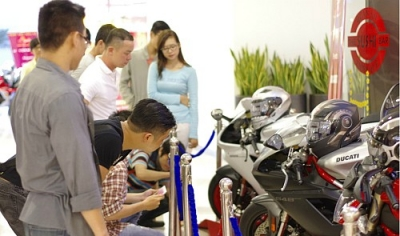 Motorbike market almost reaches saturation in Vietnam: insiders